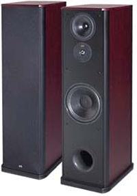 PSB Stratus Gold loudspeaker 1991 Measurements