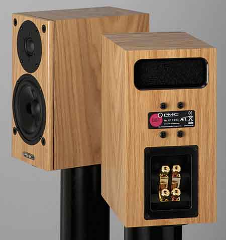 The PMC DB1i Is A Two Way Biwirable Transmission Line Loudspeaker With 11 Sonolex Dome Tweeter And 55 Cone Woofer Of Doped Paper