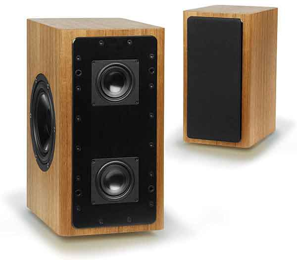 Tweeter and Woofer Placement in tower speakers?