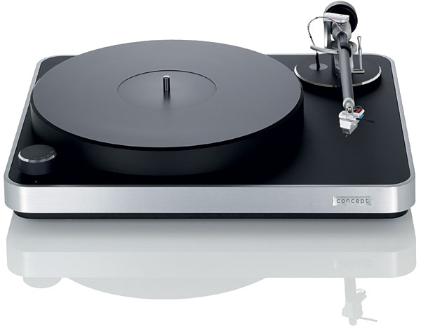 Attrayant The Sleek, Stylish Concept Is A Plugu0027nu0027play, Belt Driven Turntable With A  Decoupled DC Motor And Integral Clearaudio Verify Tonearm, Available With  Either ...