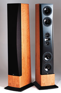 Snell Acoustics Xa Reference Tower Loudspeaker