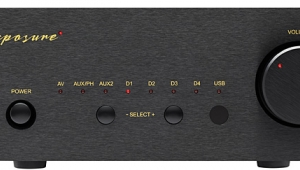 NAD C 328 integrated amplifier | Stereophile com