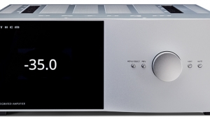 NAD C 328 integrated amplifier   Stereophile com