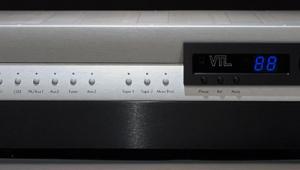 Luxman Classic Cl 38u Preamplifier Stereophile Com