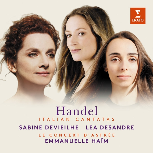 Handel's Italian Cantatas Shine and Sigh
