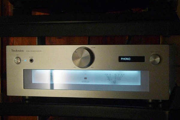Technics Su G700 Dac Integrated Amp Stereophile Com