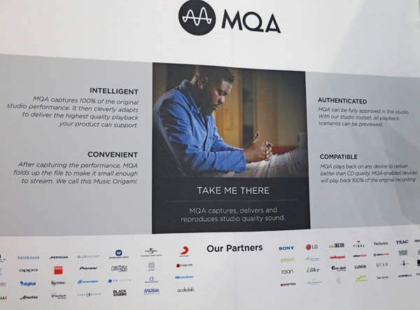 MQA Expands its Reach | Stereophile com