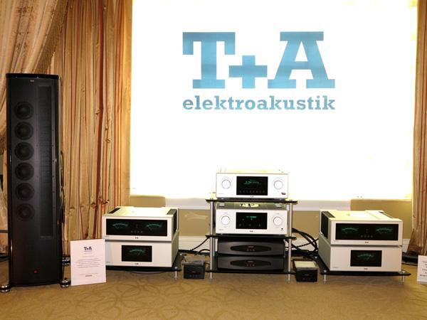 T+A Elektroakustik's 35th Anniversary | Stereophile com