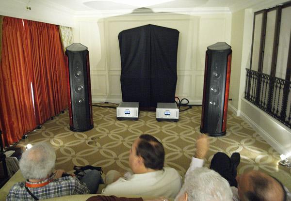 The Sonus Faber Audio Research Sonus Faber Speakers