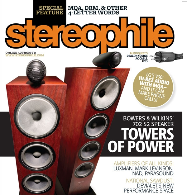 hitting newsstands mailboxes this week our may issue rh stereophile com Audiophile Magazine Audiophile Stereo Equipment