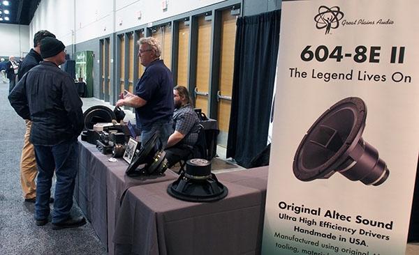 Great Plains Audio & the Altec 604   Stereophile com