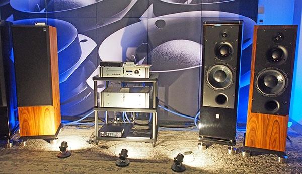 ATC SCM50 & SCM5SE Loudspeakers