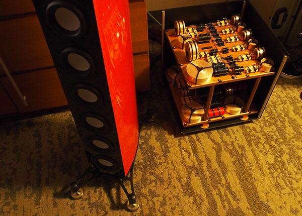 Blue Light Audio, Evolution, darTZeel, Merging Technologies, Wave Kinetics, Durand