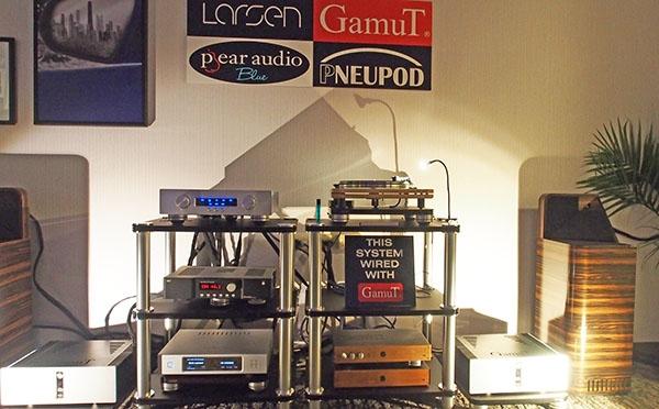 Larsen Pneuance GamuT Pear Audio