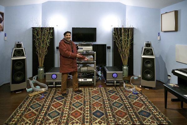 Building A Sound Room A Personal Journey Stereophilecom - Sound room design