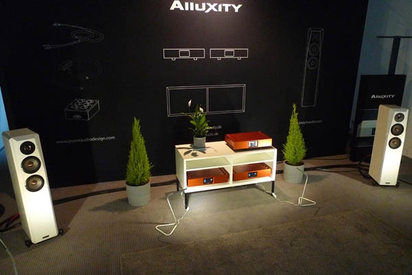 Joseph Audio Speakers, Alluxity and Doshi Electronics, Purist Cables