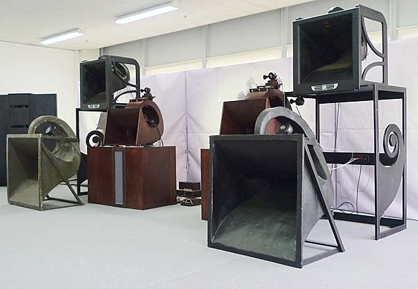 Silbatone Amplifiers, Western Electric Horns | Stereophile com