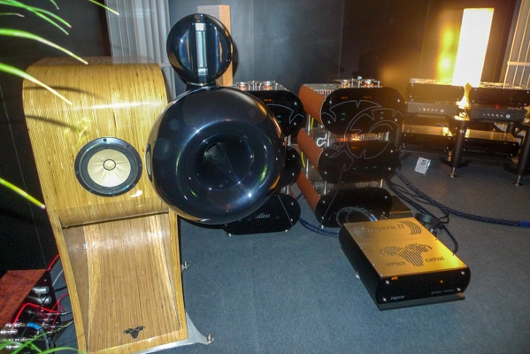 More from Munich: Aries Cerat Symponia Loudspeakers, Cerat Erevus 5 Basshorn System, Achilleas Legend SET Amplifier, Impera II Reference Preamplifier