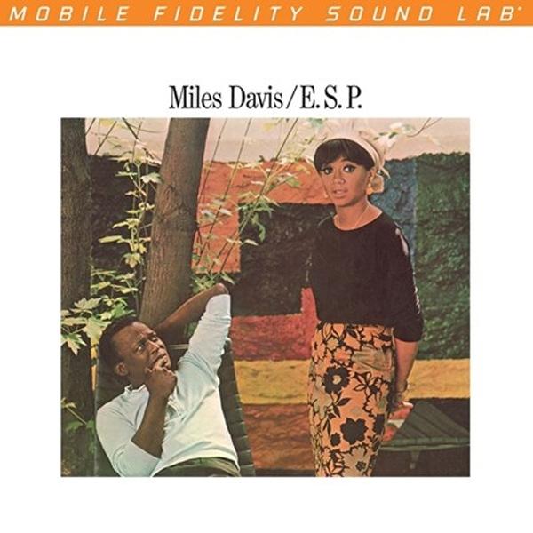 Miles Davis' E.S.P. at 45rpm