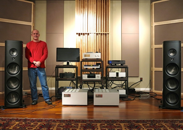 A Visit To The Magico Factory Stereophile Com