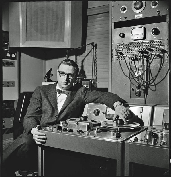 Rudy Van Gelder (1925-2016)   Stereophile com