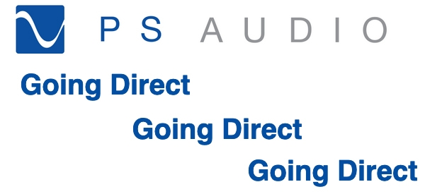 PS Audio Goes Direct in the US
