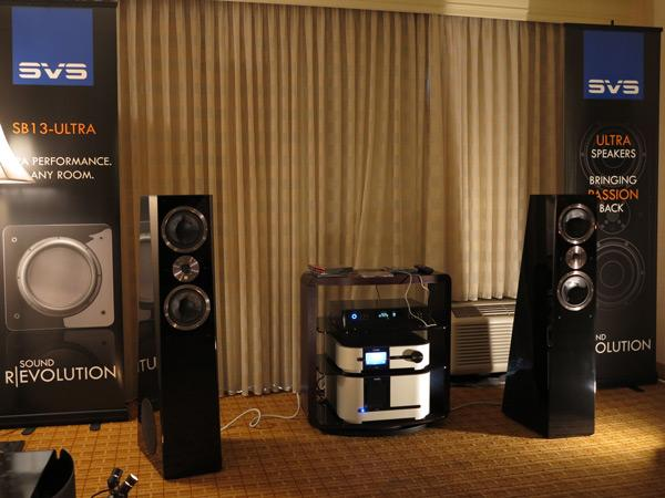 Svs Goes Ultra Stereophile Com