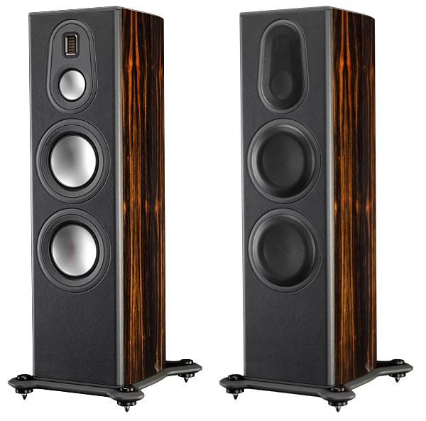 Monitor Audio Platinum Pl300 Ii Loudspeaker Stereophile Com