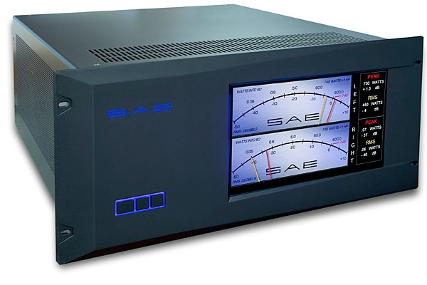 SAE 2HP-D power amplifier | Stereophile.com on