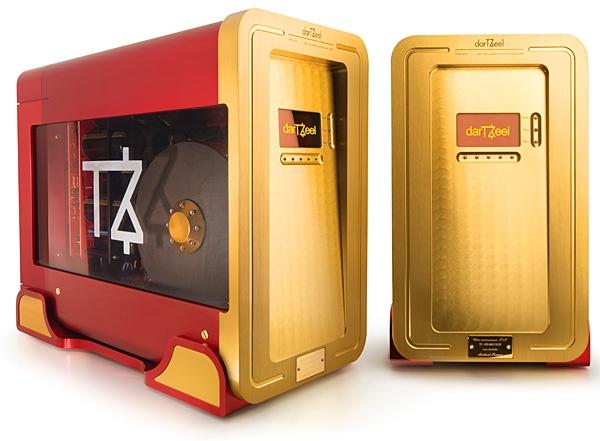 darTZeel NHB-468 monoblock power amplifier