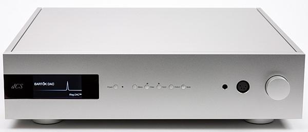 dCS Bartok D/A processor/headphone amplifier