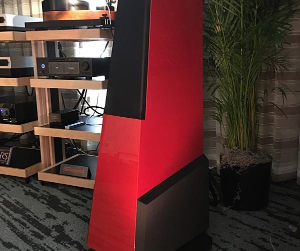 Vandersteen KĒNTO Carbon Loudspeaker at Audio Advice in Raleigh, NC