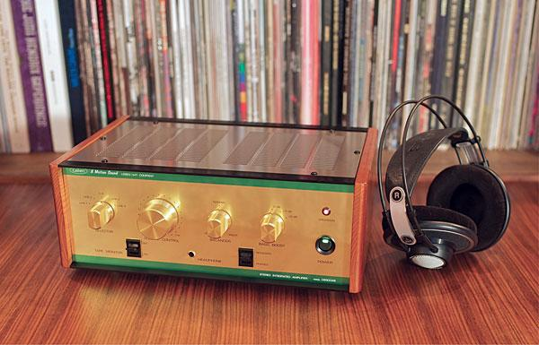 Leben Cs300 Integrated Amplifier Stereophile Com