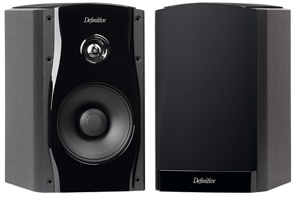 Acoustic Research Studio Monitor : Definitive technology studiomonitor loudspeaker