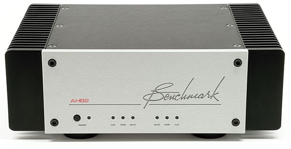 Benchmark Media Systems AHB2 power amplifier | Stereophile com