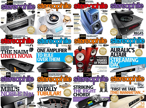 Audio-tech - Magazine cover