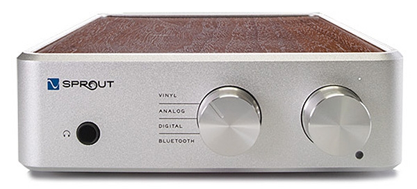 PS Audio Sprout100 integrated amplifier | Stereophile com