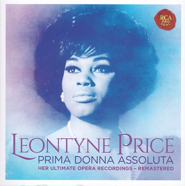 Prima Donna Leontyne Price in all her Remastered Glory   Stereophile.com