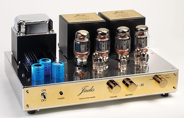 Jadis I-35 integrated amplifier