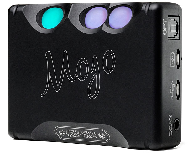 Chord Electronics Mojo Da Headphone Amplifier Stereophile