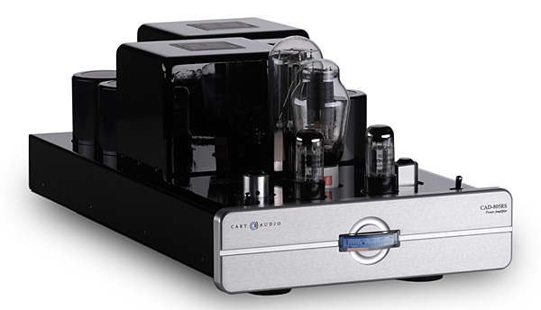 Cary Audio CAD-805RS monoblock power amplifier | Stereophile com