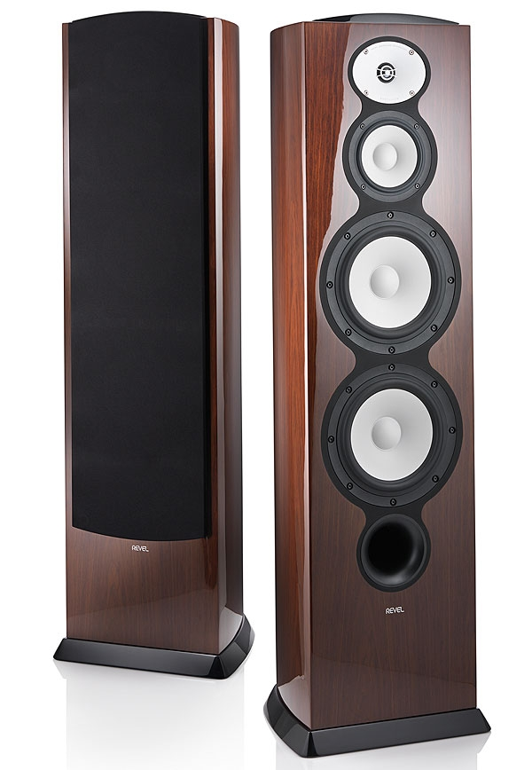 eb2b706a26a I had a moment of revelation in 2000, when I first set up a pair of Revel's  original Ultima Studio loudspeakers in my living room.
