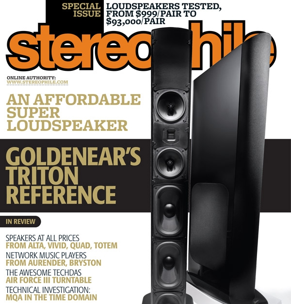 january already stereophile com rh stereophile com Audiophile Stereo Equipment Stereophile Magazine Subscription