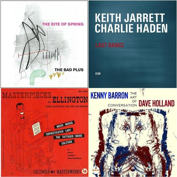 The Best Jazz Albums of 2014