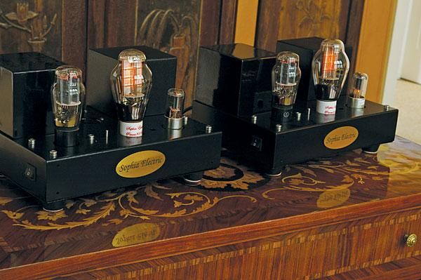 Tube Power Amp Reviews Stereophile Com