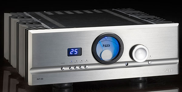 Pass Laboratories INT-60 integrated amplifier | Stereophile com
