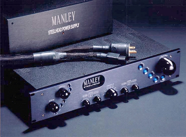 Manley Labs Steelhead phono preamplifier | Stereophile com