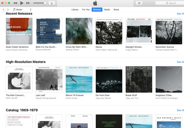 Is High-Rez coming to Apple Music? Probably Not  | Stereophile com