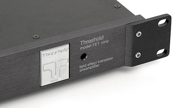 Threshold FET Nine/e preamplifier | Stereophile com