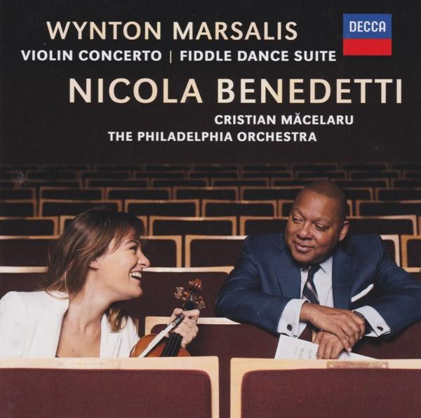Wynton Marsalis' Yummy Violin Concerto and More
